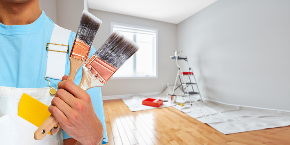 Four Seasons Painting Company in Alpharetta, 9 Steps to Prepare Your Home for Interior Painting