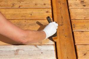 Deck Staining Services Alpharetta