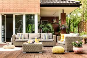 Deck Staining Services Alpharetta_Patio